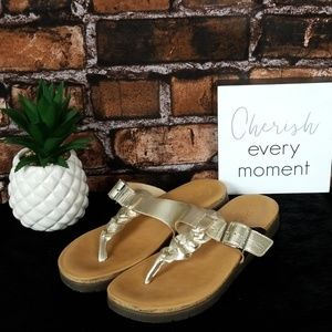 Sperry Top-Sider| Braided Thong Sandals